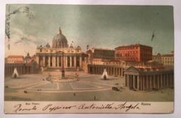 V 10771 Roma - San Pietro - San Pietro