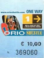 B 2847 - Trasporti, Orio-Milano - Bus