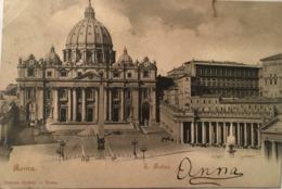 V 10772 Roma - San Pietro - San Pietro