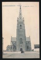 SINT GILLES BIJ DENDERMONDE  DE KERK - Sint-Gillis-Waas