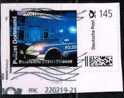Briefmarke-individuell,Polizei Dortmund - [7] République Fédérale