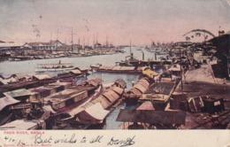 MANILA , Philippines , 1906 ; Pasig River - Philippinen