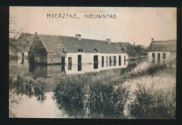 MOERZEKE   NIEUWSTAD - Hamme