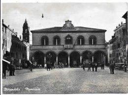 Mirandola (Modena). Municipio. - Modena