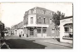 80 Cayeux Sur Mer La Poste PTT Postes Telegraphes Telephones Café De La Poste CPSM PF Cachet 1955 - Cayeux Sur Mer