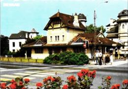 DE HAAN - Place De La Station - Oblitération De 1994 - De Haan
