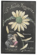 Carte Humoristique - La Nouvelle Marguerite... - Umoristiche