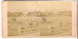 Schloßgarten - 1904 (S042) - Stereo-Photographie