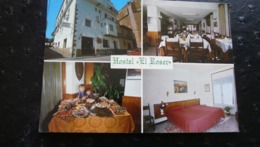 HOSTAL EL ROSER - L'ESCALA (Girona) COSTA BRAVA - Alberghi & Ristoranti
