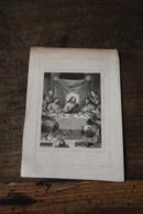 1842 Doodsprentje Geraardsbergen Ninove Student College Muylaert - Religion &  Esoterik