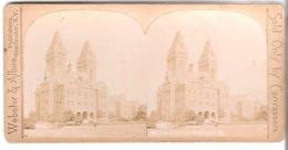 Insane -Asylum, Buffalo , N.Y. - 1903 (S044) - Stereo-Photographie