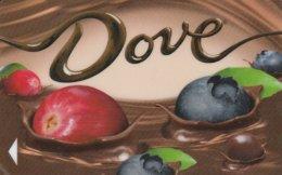 Wrigley--s-Juicy-Fruit-Starburst---Dove[1982]---key Card, Room Key, Schlusselkarte, Hotelkarte - Hotelkarten