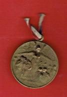 GUERRE 1914 1918 WWI JOURNEE EN METAL POUR LES BLESSES DE LA TUBERCULOSE - 1914-18