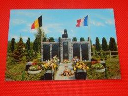 TEMPLOUX  - Monument Dédié Aux Chasseurs Ardennais , Soldats Du Génie, Aux Zouaves Tombés Près De Namur - Namur