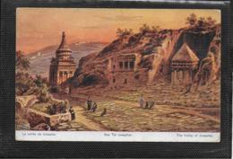 AK 0363  Perlberg , F.  - Das Tal Josaphat ( Palästina ) / Künstlerkarte Um 1910-20 - Perlberg, F.