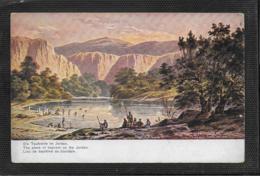 AK 0363  Perlberg , F.  - Die Taufstelle Im Jordan ( Palästina ) / Künstlerkarte Um 1910-20 - Perlberg, F.