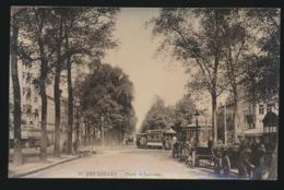 BRUXELLES  - PORTE DE LOUVAIN  - TRAM  KOETSEN - Prachtstraßen, Boulevards