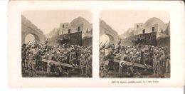 Jesus Tombe Pour La 2 Me Fois  - 1904 (S051) - Stereo-Photographie