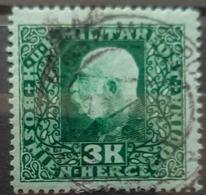 BOSNIEN - HERCEGOVINA 1916 - MLH - ANK 114 - KuK MILITÄRPOST - 3K - Bosnie-Herzegovine
