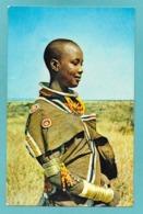 TANZANIA TANGANYIKA MANGATI GIRL - Tanzania