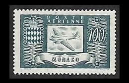 MONACO  1946  - PA 17   -  NEUF** - Cote 4.60e - Luchtpost