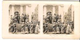 Jesus Est Caodomné A Mort  - 1904 (S054) - Stereo-Photographie