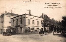 9923-2019      CAUSSADE    HOTEL LAROQUE - Caussade
