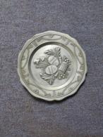 Assiette Etain Tallandier - Andere Verzamelingen