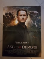 """Affiche  """"ANGES & DEMONS"""" 53 X 39 Cm - Posters"""