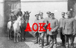 59 Nord VALENCIENNES Occupation Allemande Cheval Requisition 1917 Marechal Ferrant Nordfrankreich - Valenciennes