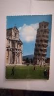 CSM ANIMEE CIRCULEE EN 1959 - PISE - LA TOUR PENCHEE - Pisa
