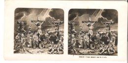 Jésus Meurt Sur La Croix  - 1904 (S058) - Stereo-Photographie
