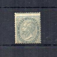 Italia - Regno - 1863 - Serie De La Rue - Effige Di Vittorio Emanuele II° - 5 Centesimi - Nuovo * - (FDC18370) - 1861-78 Victor Emmanuel II.