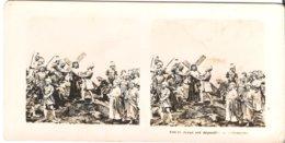 Jésus Est Dépouillé De Vetements  - 1904 (S061) - Stereo-Photographie
