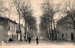 9932-2019      CAUSSADE    AVENUE DE MONTAUBAN - Caussade