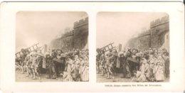 Jésus Consoie Les Filles De Jérusalem  - 1904 (S062) - Stereo-Photographie
