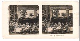 Les Noces De Cana  - 1904 (S063) - Stereo-Photographie