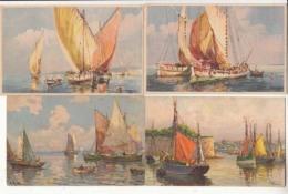 Voiliers - Lots De 20 Cartes    -  Achat Immédiat - Segelboote