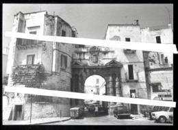 BITONTO - BAT  - ANNI 70 - VECCHIA FOTO ORIGINALE - PORTA LA MAJA - Bitonto