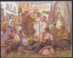 Perú 2001 Chicha And Pisco Party`s S/S MNH - Moderni