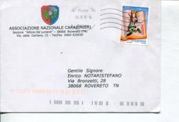 Italia - 2010 - Europa Cept Su Busta - Europa-CEPT