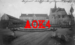 PASSY FROYENNES Tournai Pont A Chain Saint Luc Kriegslazarett Hopital Militaire Occupation Allemande Feldpost 1916 - Tournai