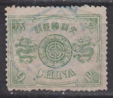 IMPERIAL CHINA 1894 - Dowager 9 Candarin - China