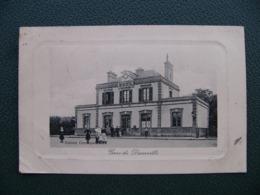 Gare De DAMVILLE 1916 Eure 27 - France