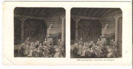 La Navité - Adoration Des Bergers   - 1904 (S067) - Stereo-Photographie