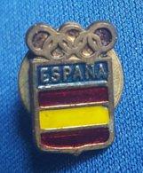 OLYMPIC GAMES - SPAIN NOC   Badge / Pin # 2 - Olympische Spelen