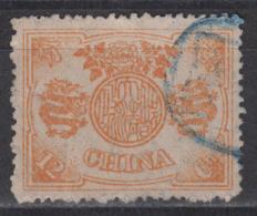 IMPERIAL CHINA 1894 - Dowager 12 Candarin - China