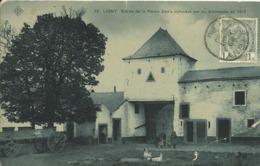 .1. - LIGNY. - Entrée De La Ferme Denis Défendue Par Les Allemands En 1815 - Belgio