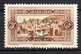 Col17  Colonie Grand Liban PA  N° 10 Neuf XX MNH  Cote 10,00 € - Gross-Libanon (1924-1945)