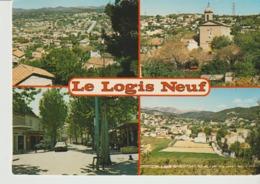 C. P. - PHOTO - LE LOGIS NEUF - COMMUNE D'ALLAUCH - QUARTIER DES COTES RÔTIES - L'EGLISE - LE CENTRE - LA VUE GÉNÉRALE - - Allauch